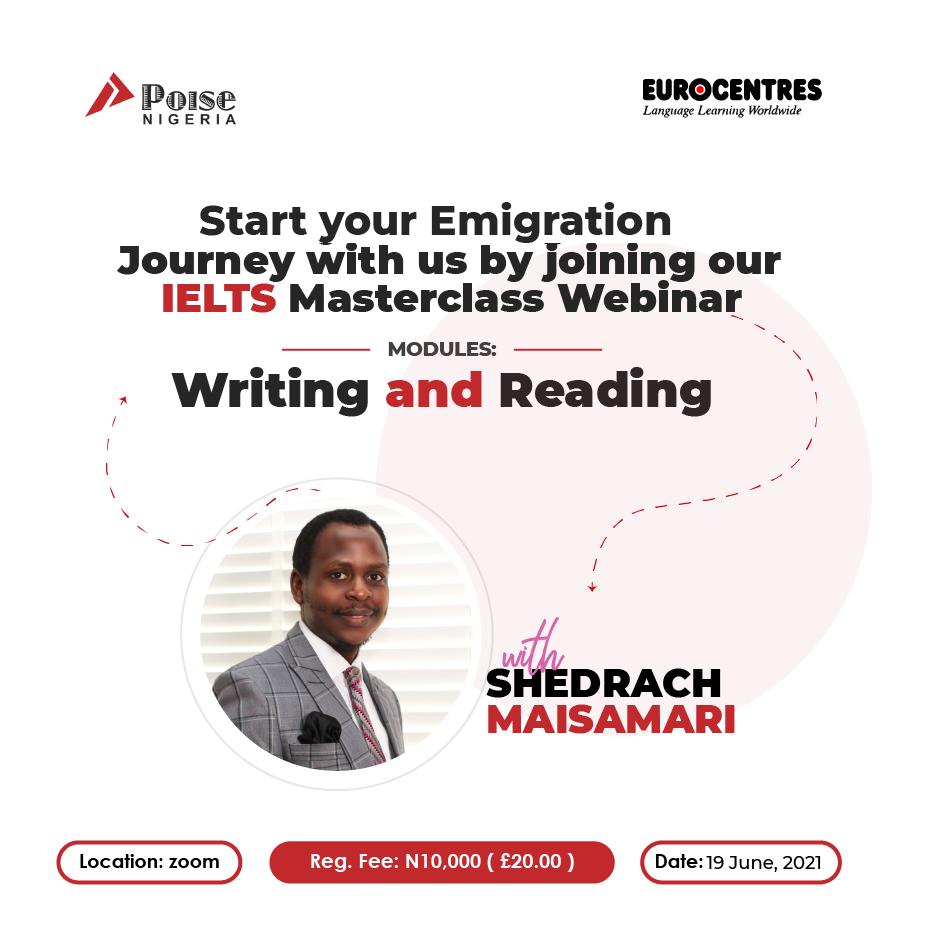IELTS Masterclass Webinar